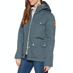 Fjallraven Greenland Womens Jacket - Dusk