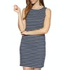 Robe Joules Riva Jersey - Navy Cream Stripe