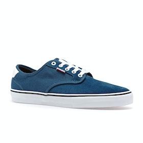 Vans Chima Ferguson Pro Shoes - Blues Ashes White