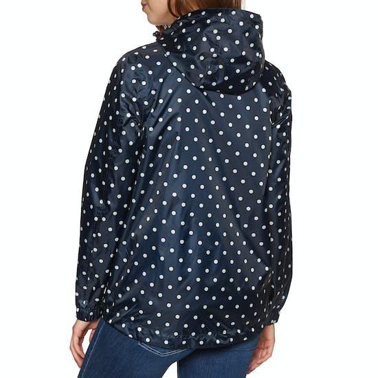 Joules Golightly Short Packaway Womens Jacket