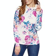 Joules Marlston Print Womens Pullover Hoody