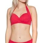 Seafolly Twist Soft Cup Halter Bikini Top