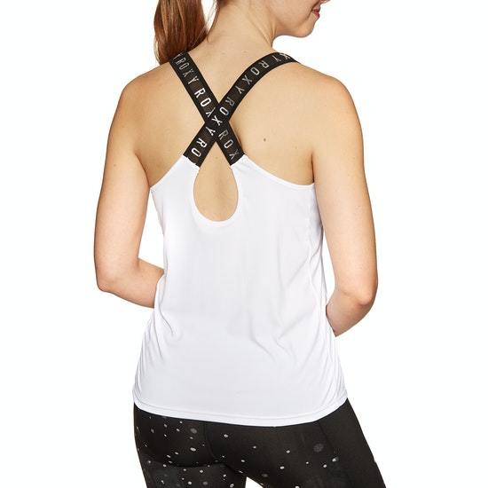 Roxy Lets Glow Ladies Tank Vest