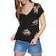Roxy City Sights Womens Short Sleeve T-Shirt