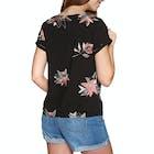 Roxy City Sights Ladies Short Sleeve T-Shirt