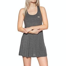Roxy Closing Calls Knit Kleid - True Black