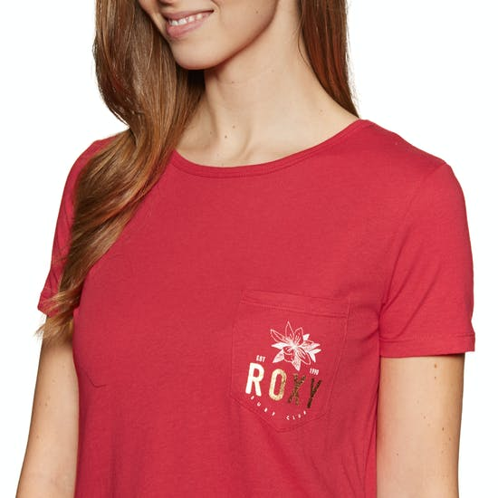 Roxy Darlin Break Womens Short Sleeve T-Shirt