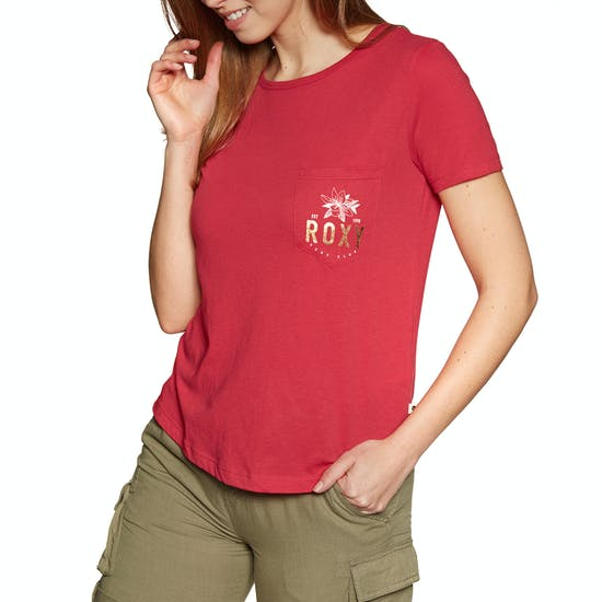 Roxy Darlin Break Ladies Short Sleeve T-Shirt