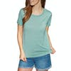 Roxy Oceanholic Womens Short Sleeve T-Shirt - Aquifer