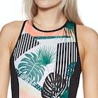 Roxy 1mm POP Surf Back Zip Bikini Cut Shorty Ladies Wetsuit