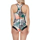 Roxy 1mm POP Surf Back Zip Bikini Cut Shorty Womens Wetsuit