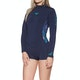 Combinaison de Surf Femme Roxy 2/2mm Syncro Series Long-Sleeve Back-Zip Shorty