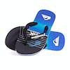 Quiksilver Molokai Highline Slab Kids Sandals - Black Black Blue