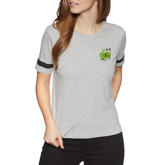 Element Yawyd Crew Womens Short Sleeve T-Shirt