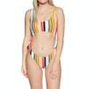 Billabong High On Sun One Piece Womens Swimsuit - Multi