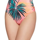 Billabong Palm Daze Bodysuit Ladies Swimsuit