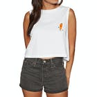 Element Yawyd Crop Ladies Tank Vest