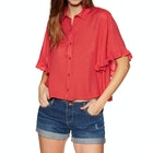 Billabong Find Me Ladies Short Sleeve Shirt