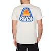 RVCA Castaway Short Sleeve T-Shirt - Antique White