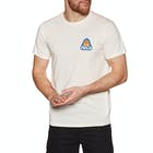 RVCA Castaway Mens Short Sleeve T-Shirt