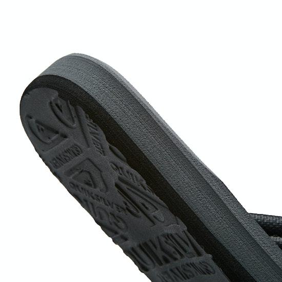 Quiksilver Carver Print Flip Flops