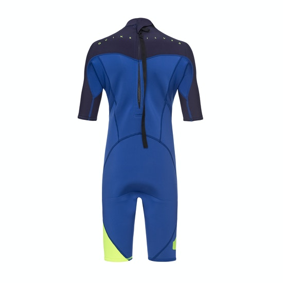 Quiksilver Syncro Series Shorty Boys Wetsuit