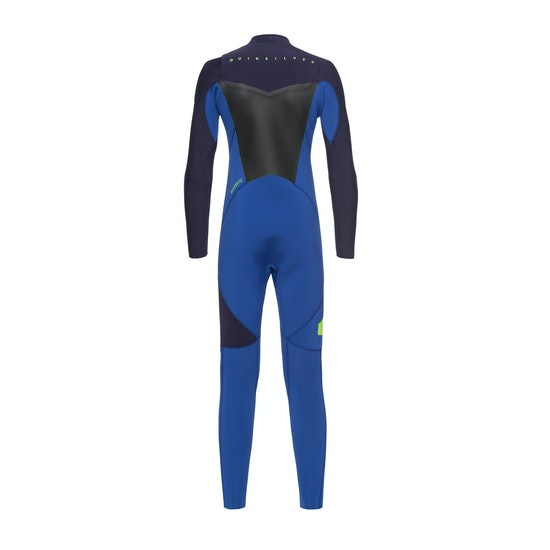 Quiksilver 3/2mm Syncro Series Chest Zip GBS Boys Wetsuit