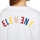 Element Rainbow Crop Womens Long Sleeve T-Shirt