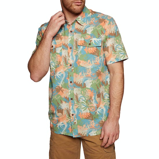 Patagonia Steersman Short Sleeve Shirt