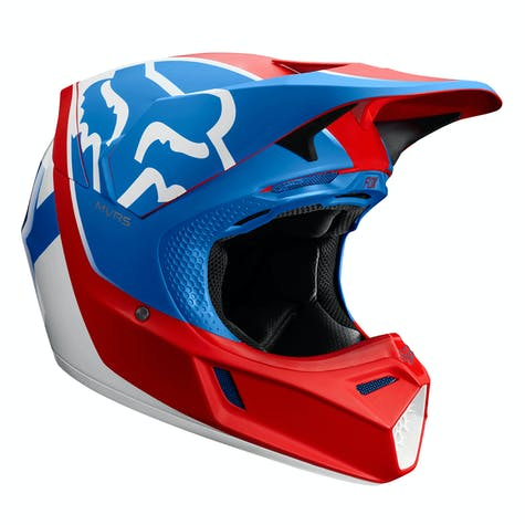 Fox Racing V3 Kila MX-Helm