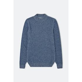 Barbour Made For Japan Rothay Crew Sweatshirt - Indigo