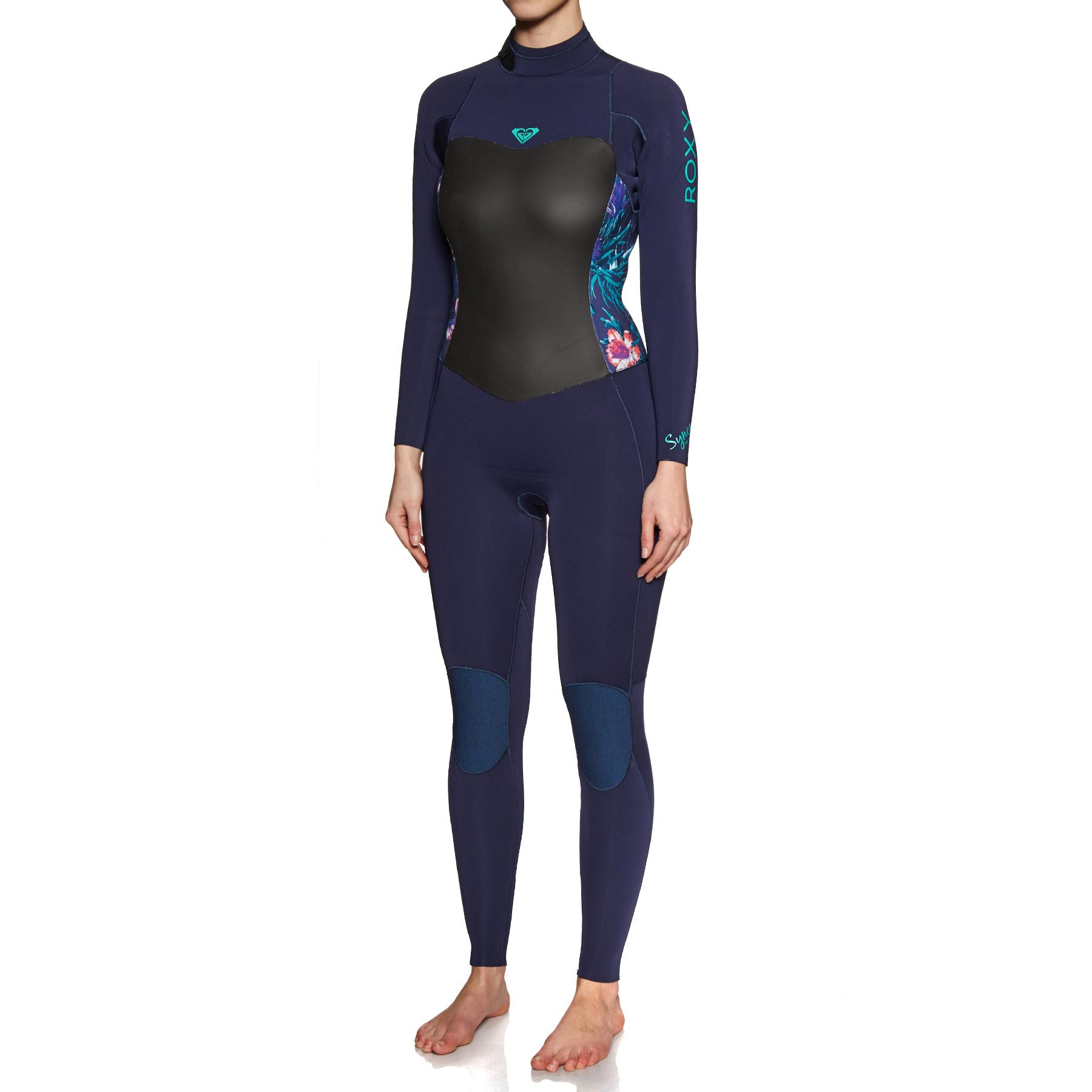 Roxy Syncro 3//2 Back Zip Fullsuit womens size 14 wetsuit new NWT