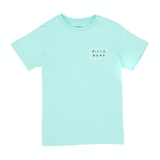 Billabong Die Cut Theme Kinder Kurzarm-T-Shirt