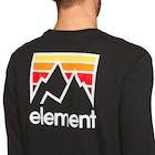 Element Joint Mens Long Sleeve T-Shirt