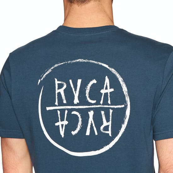 RVCA Font Short Sleeve T-Shirt