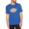 Dickies Horseshoe Short Sleeve T-Shirt - Royal Blue 2