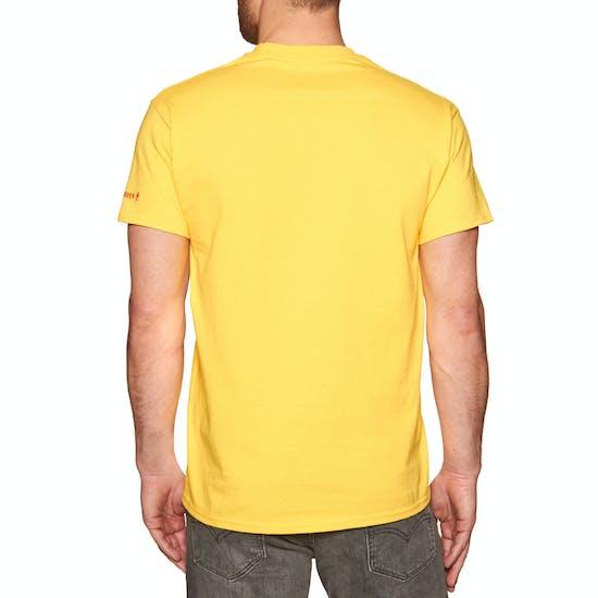 Girl Beastie Boys Sure Shot Type Short Sleeve T-Shirt
