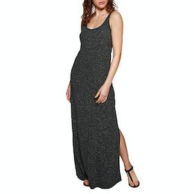 O'Neill Racerback Jersey Kleid - Dark Grey Melee