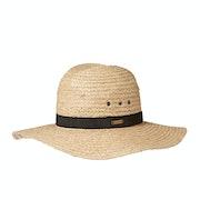Rip Curl Essentials Straw Panama Womens Hat
