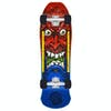 Santa Cruz Roskopp Face 80s 31 Inch Complete Cruiser - Red Blue