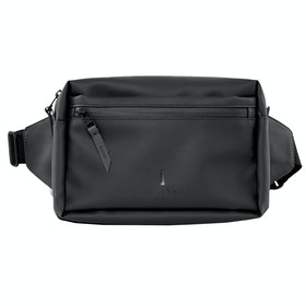 Rains Waist Bum Bag - Black