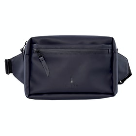 Rains Waist Bum Bag - Blue
