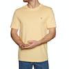 Volcom Stone Blank Short Sleeve T-Shirt - Light Peach