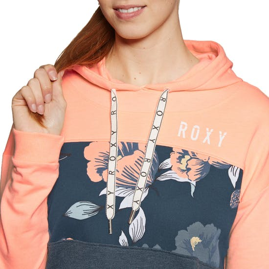 Roxy Inside Cocoon Yoga Ladies Pullover Hoody