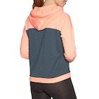 Roxy Inside Cocoon Yoga Ladies Pullover Hoody