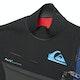 Quiksilver 2/2mm Highline Plus Short Sleeve Chest Zip Wetsuit