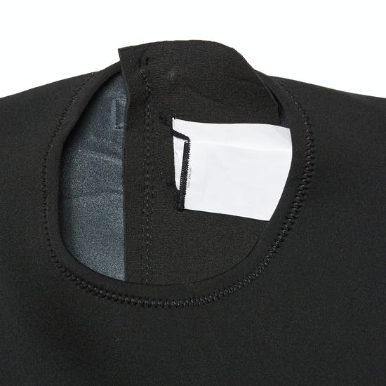 Quiksilver 2mm Syncro Series Back Zip Short John Wetsuit