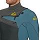 Quiksilver 3/2mm Highline Plus Chest Zip Wetsuit