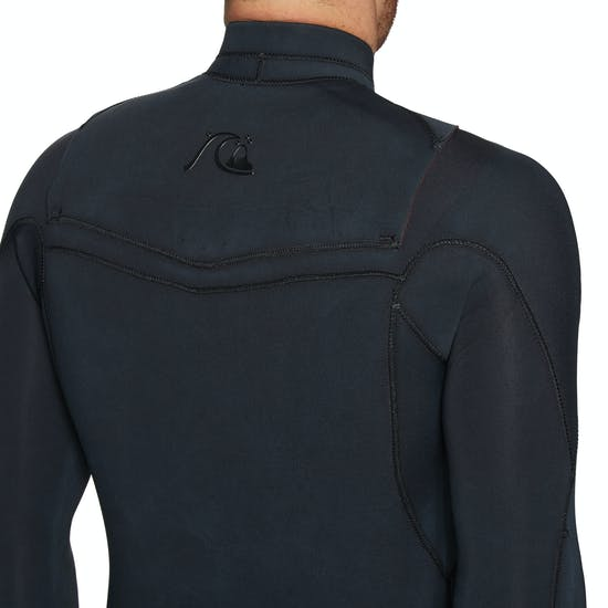 Quiksilver 4/3mm Highline Limited Monochrome Chest Zip Wetsuit