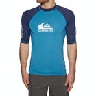 Quiksilver On Tour Short Sleeve UPF 50 Rash Vest